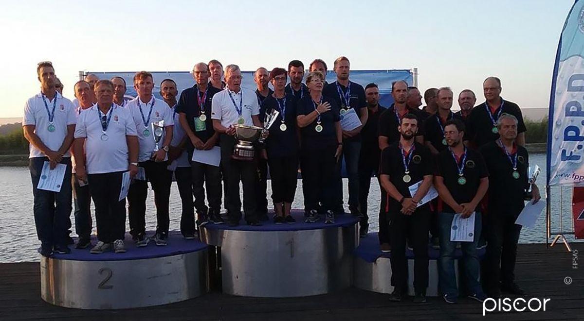 65ème Championnat du Monde des Nations de Pêche au Coup 2