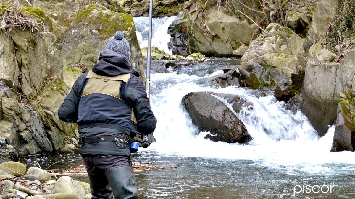 Attrezzatura Pesca Trota Torrente 7