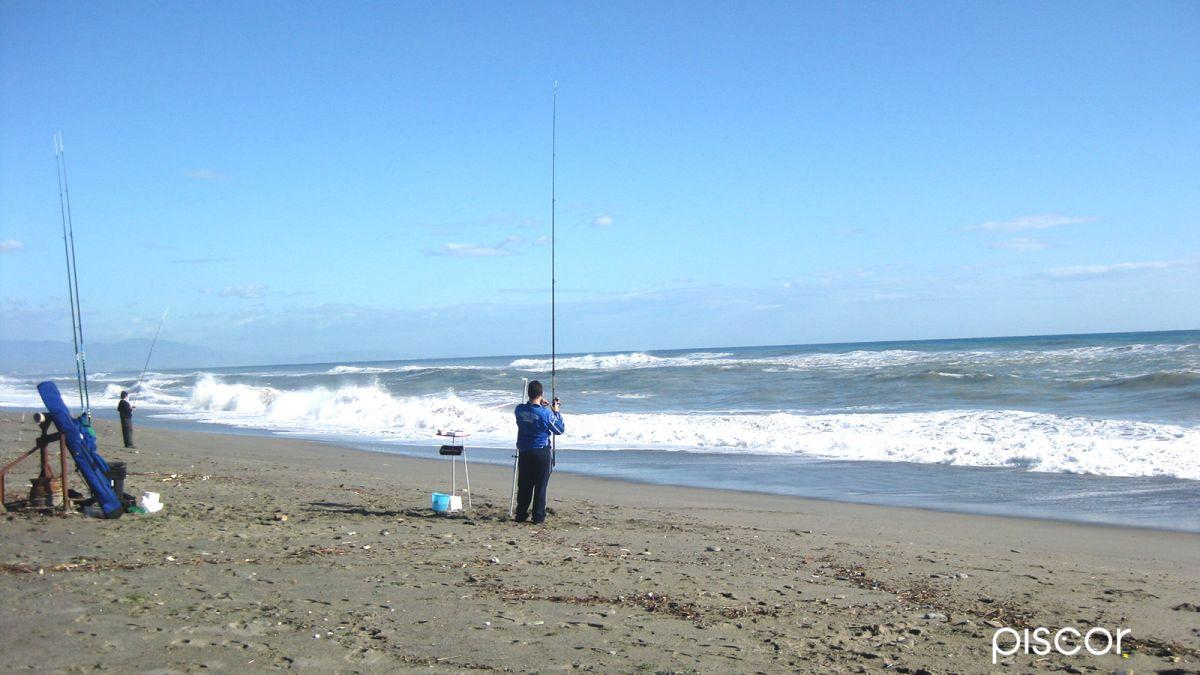 Beach Ledgering 4
