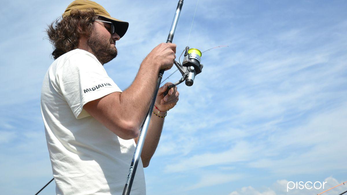 Beach Ledgering Pesca a Fondo 7