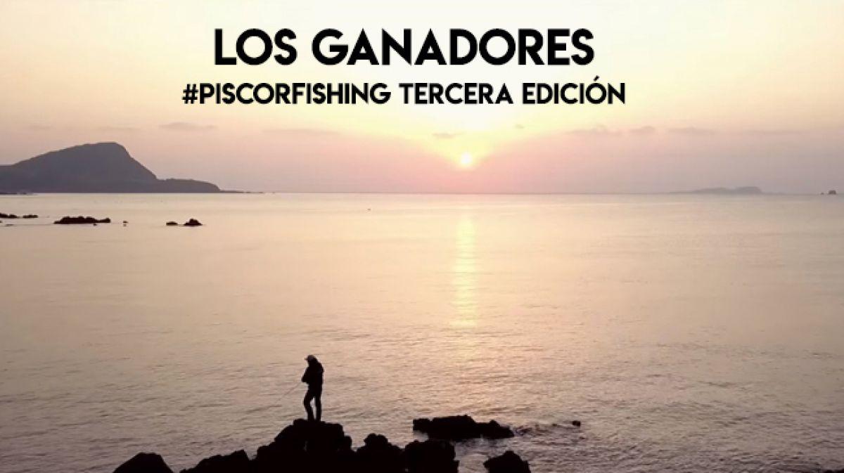 PiscorFishing III Edición: Sorteo Ganadores