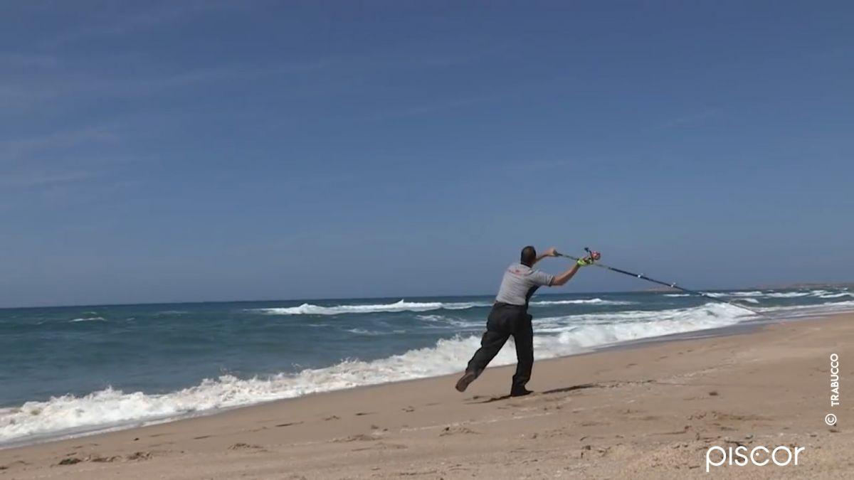 Marbré et Dorade en Surfcasting 2
