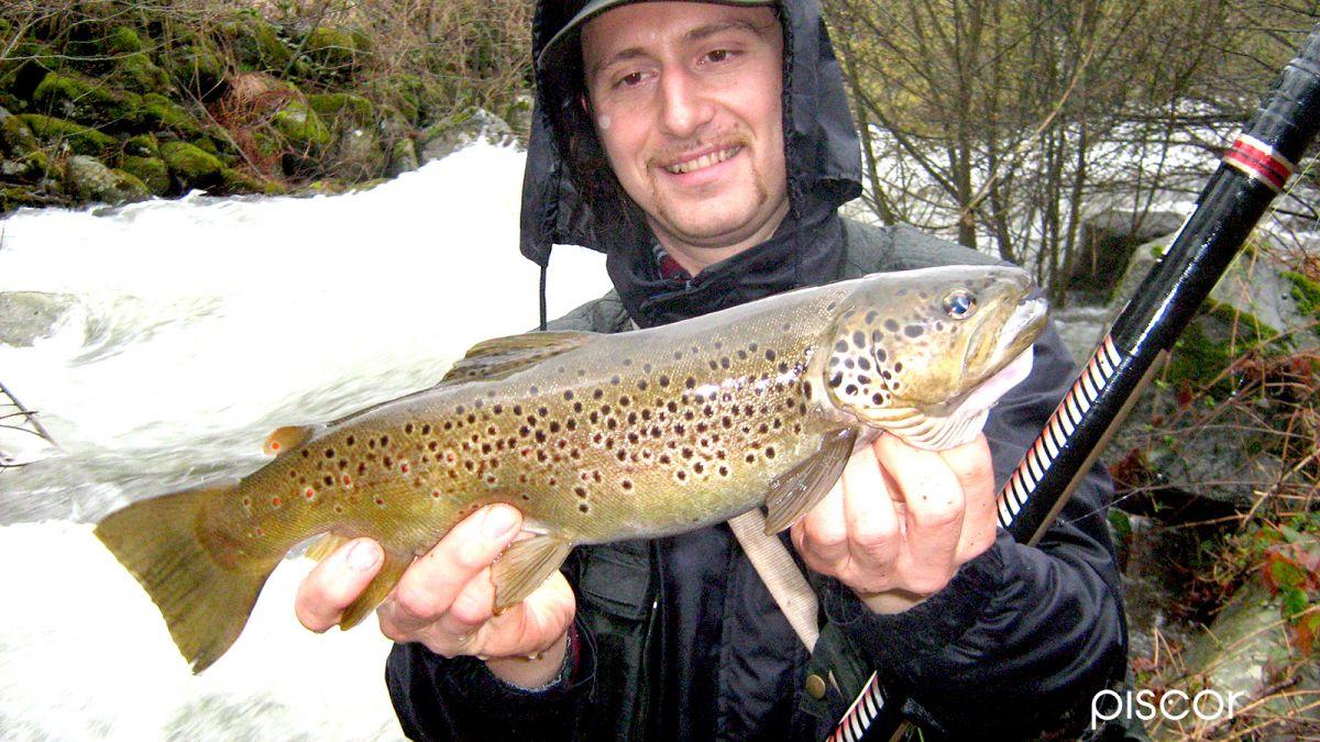 Montature per Pesca alla Trota in Torrente 5