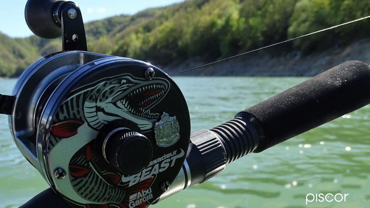 Mulinello Pesca del Luccio 18