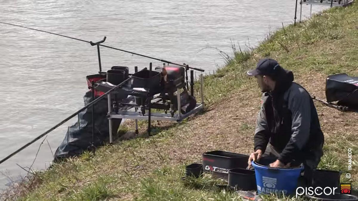Pêche au Feeder en Canal 3