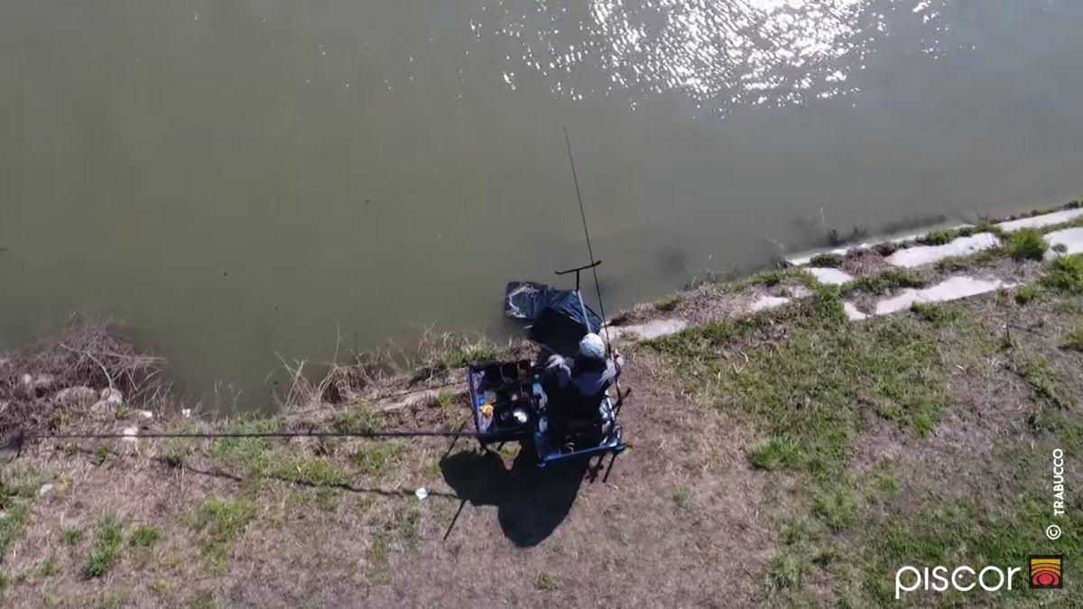 Pêche au Feeder en Canal 5