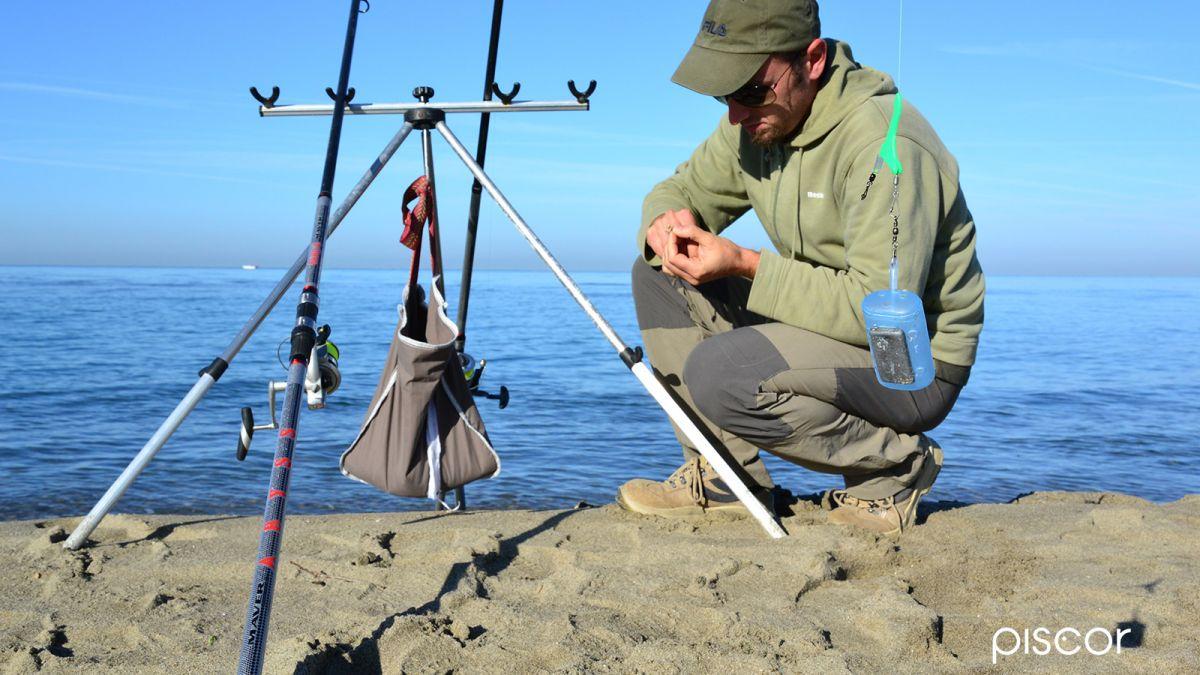 Pêche au Feeder en Mer 4