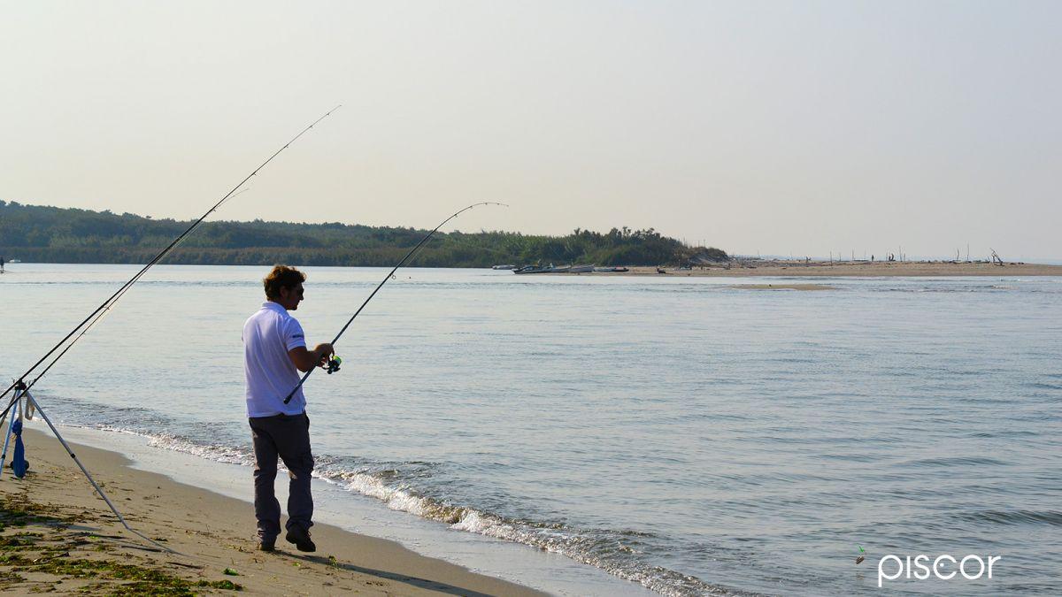 Pêche au Feeder en Mer 5