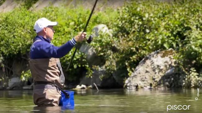 Pêche du Chevesne à la Bolognaise en Rivière 0