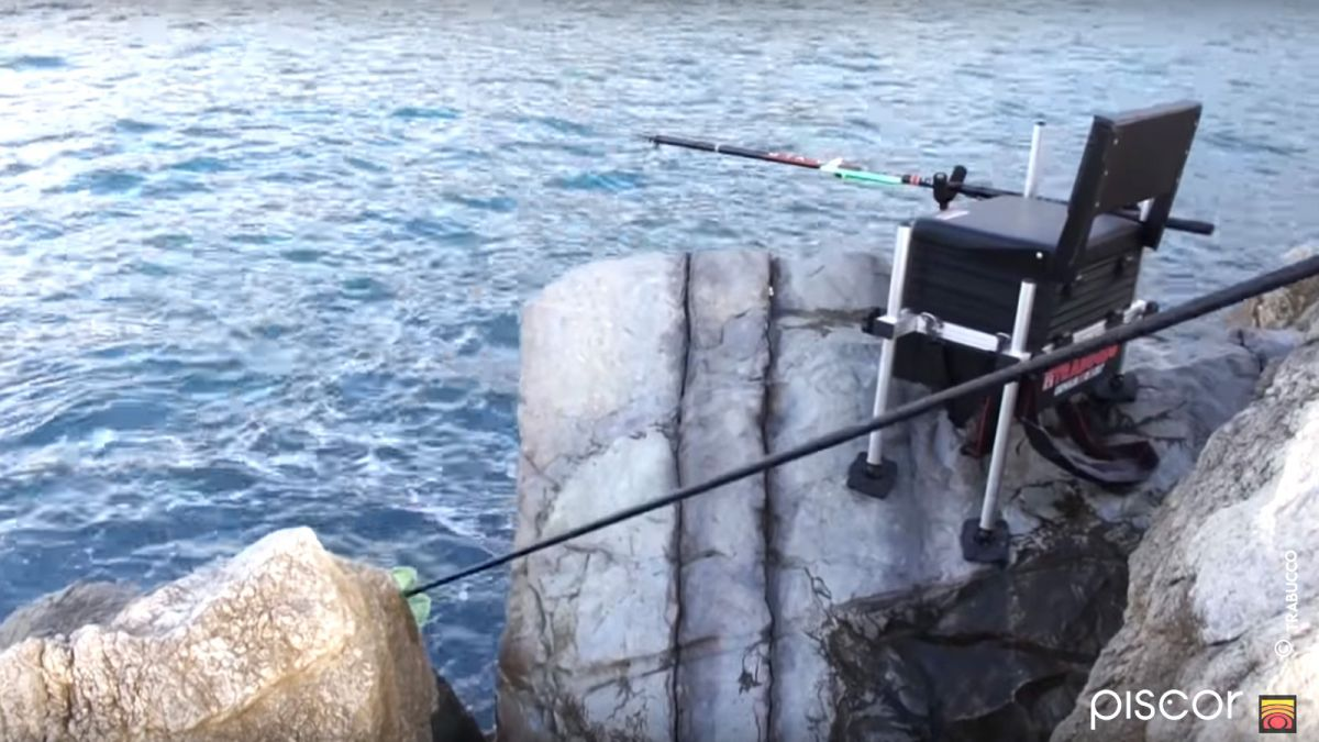 Pêche en Bord de Mer à la Canne Bolognaise 0
