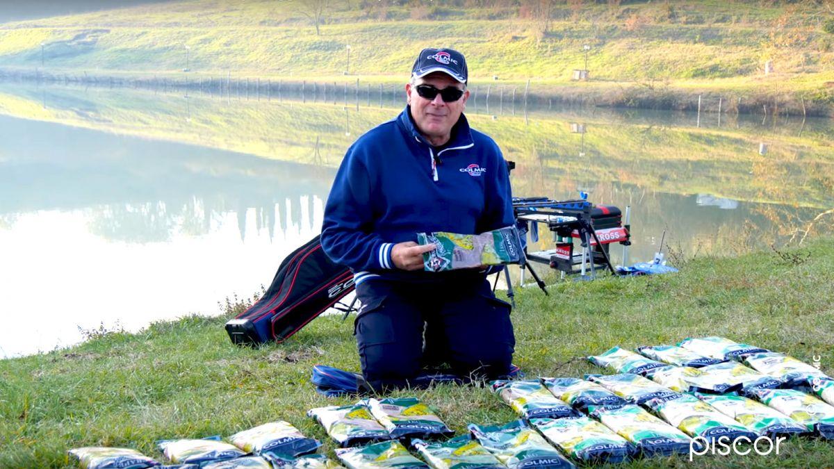 Pesca a Carpe e Breme con Bigattini 5