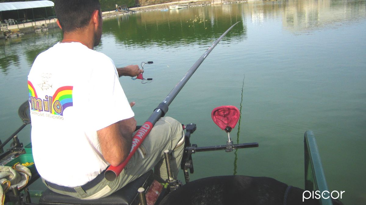 Pesca a Galla in Carpodromo 2