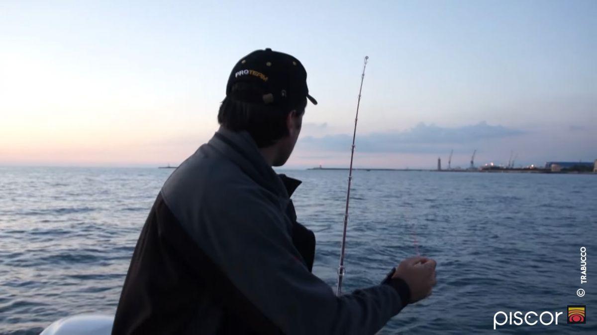 Pesca a Traina ai Calamari 7