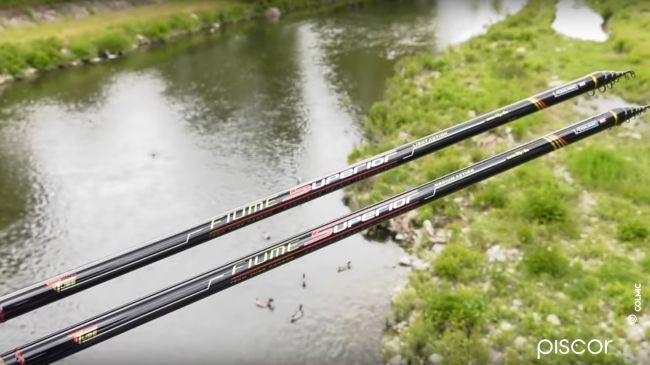 Pesca ai Cavedani con la Bolognese in Fiume 1