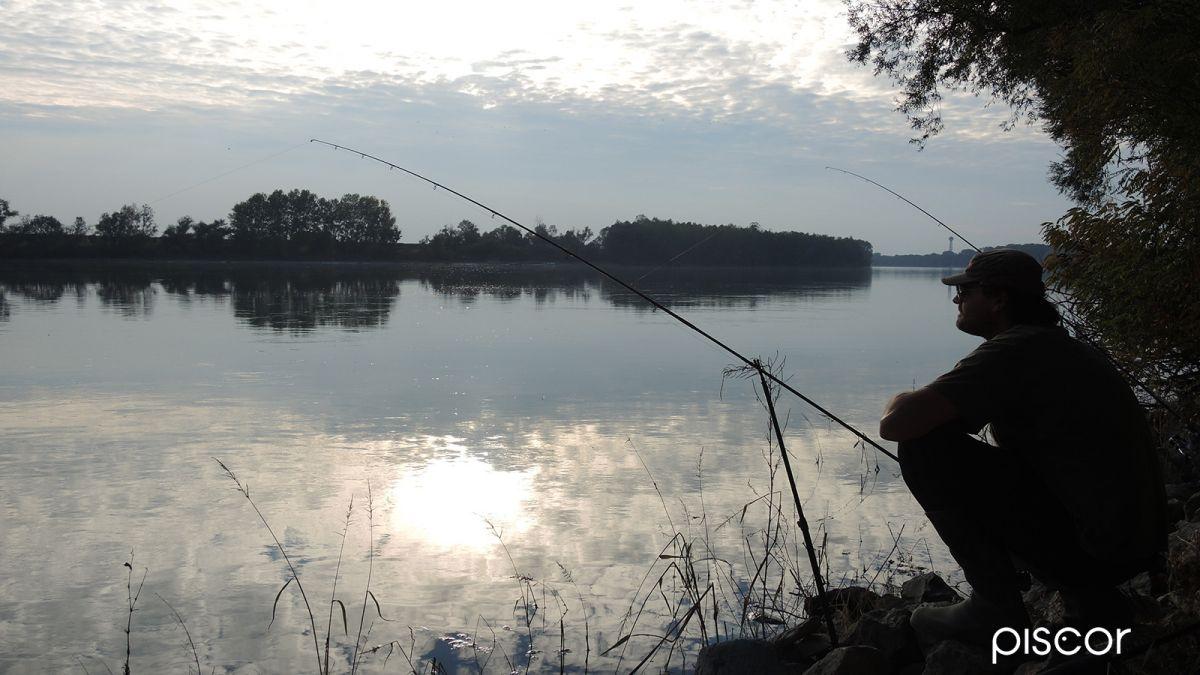 Pesca al Barbo con Piombo a Perdere 5