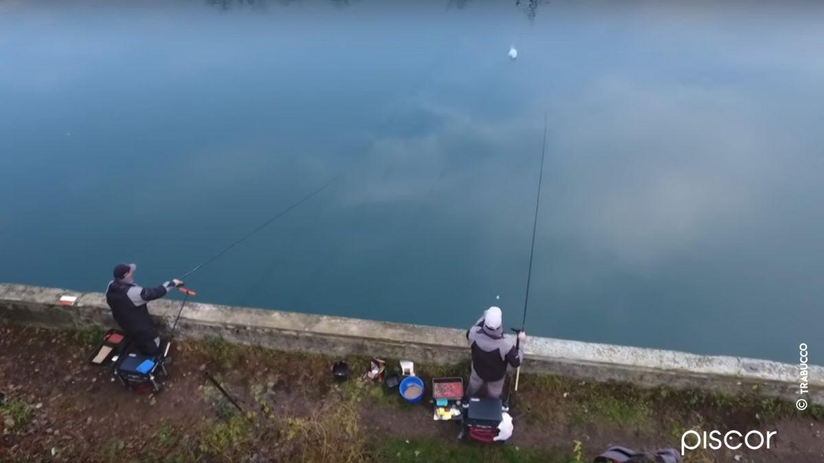 Pesca al Cavedano Feeder 5