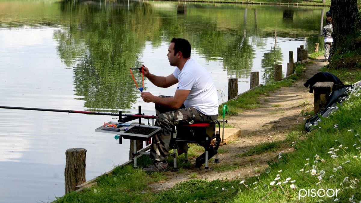 Pesca al Colpo in Laghetto 5
