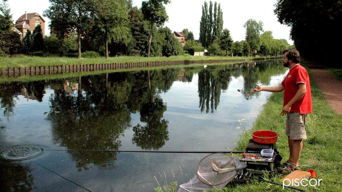 Pesca al Gardon con Semi di Canapa 0