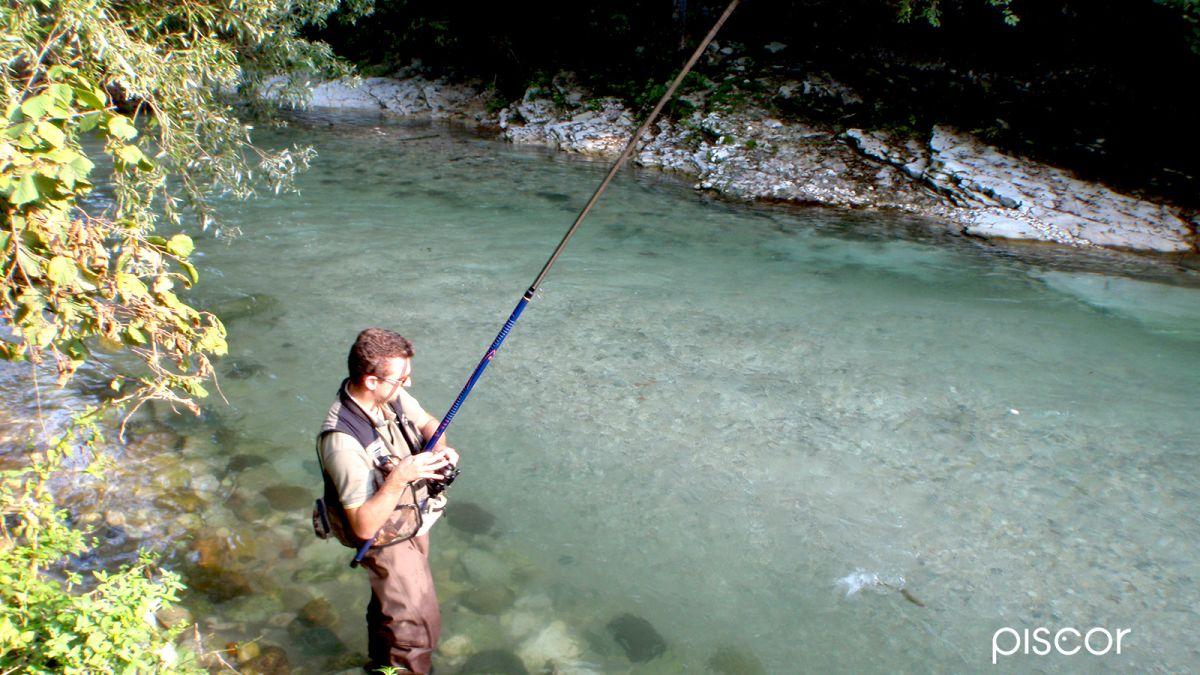 Pesca alla Trota con Galleggiante 9