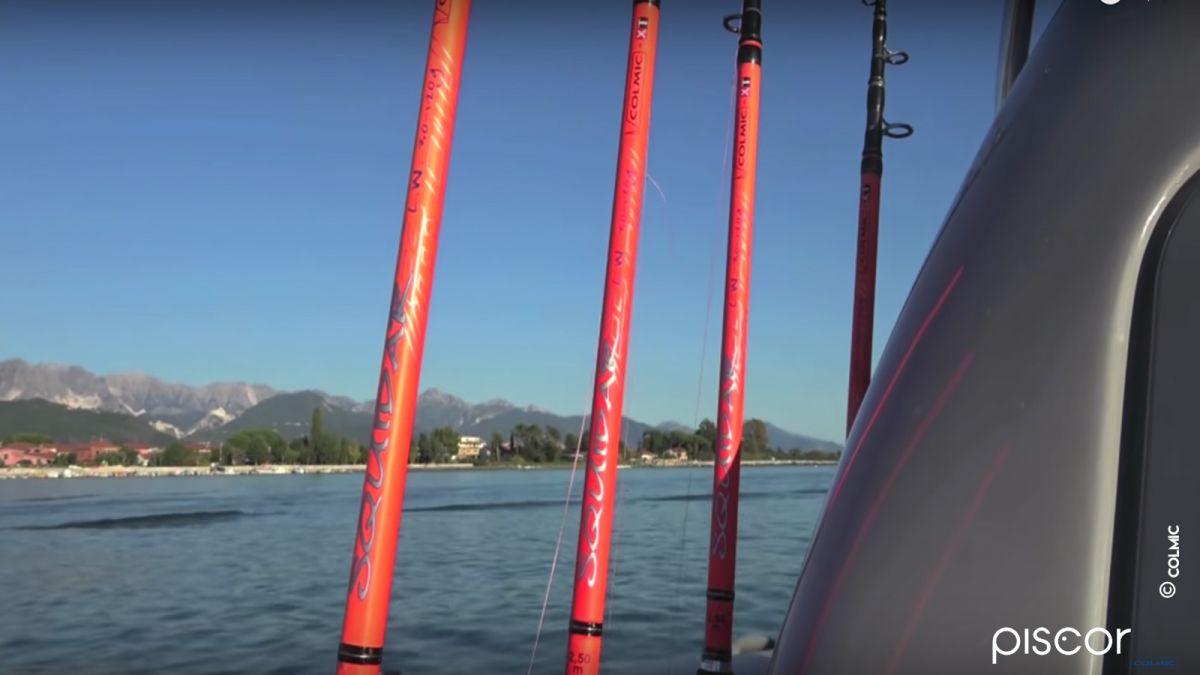 Pesca alle Seppie dalla Barca 1