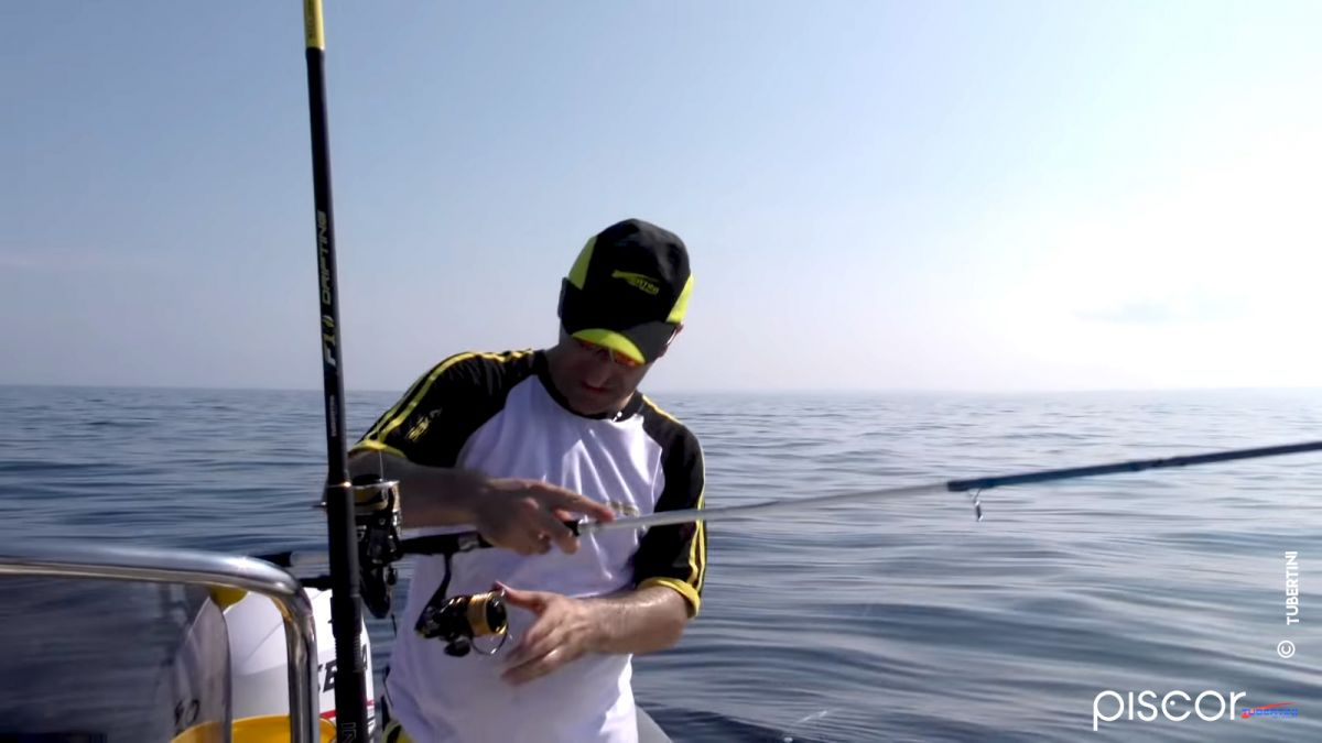 Pesca alle Tanute a Light Drifting 6