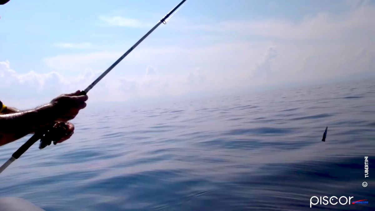Pesca alle Tanute a Light Drifting 8