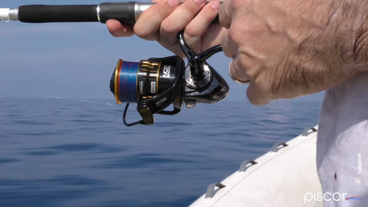 Pesca alle Tanute a Light Drifting 9