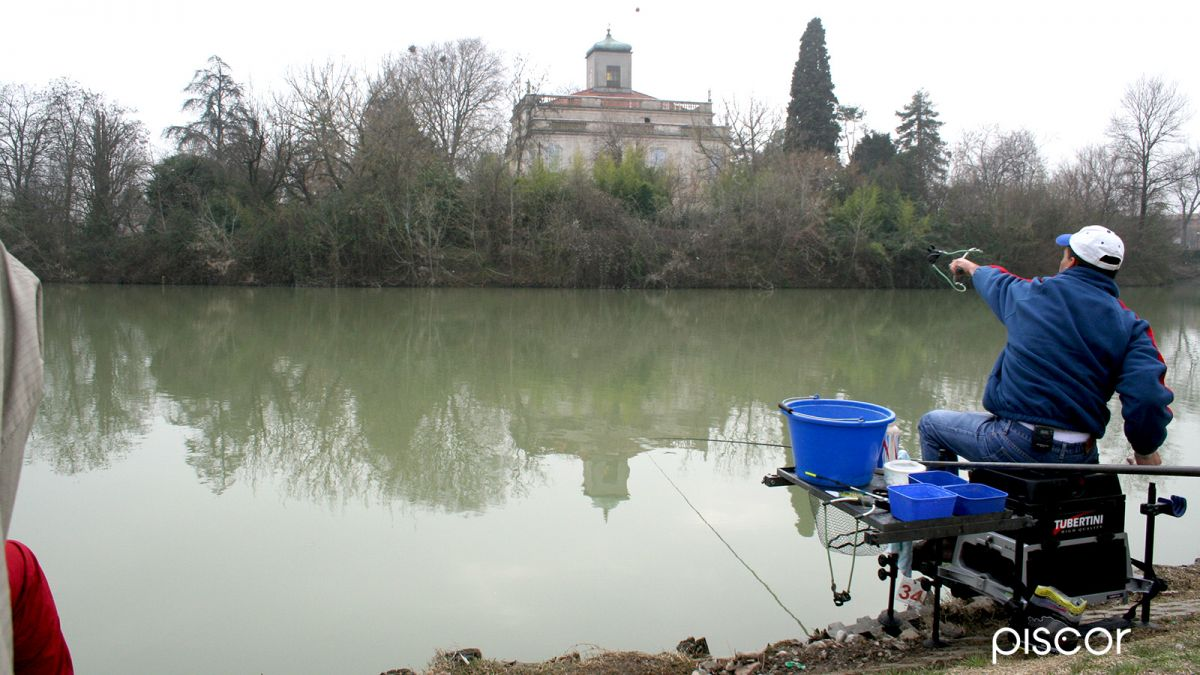 Pesca Colpo - Pasturazione 1