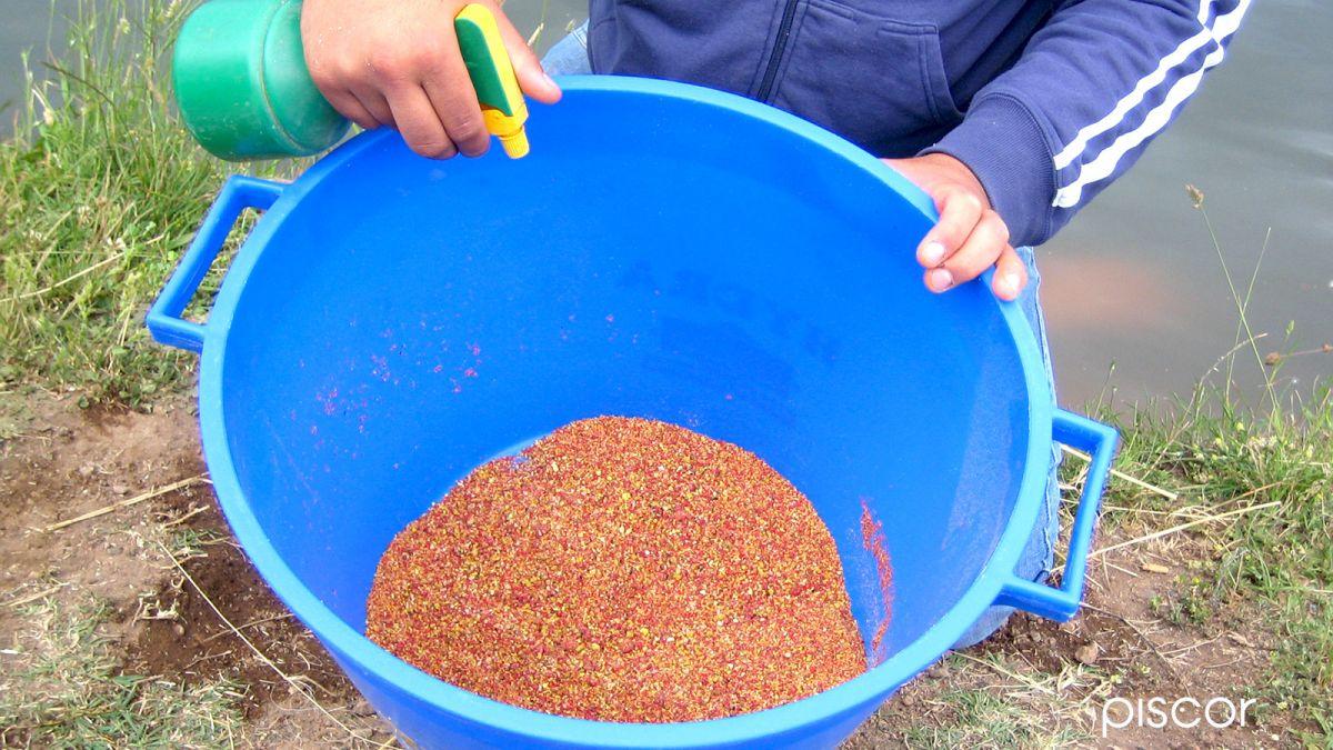 Pesca Colpo - Pasturazione 4