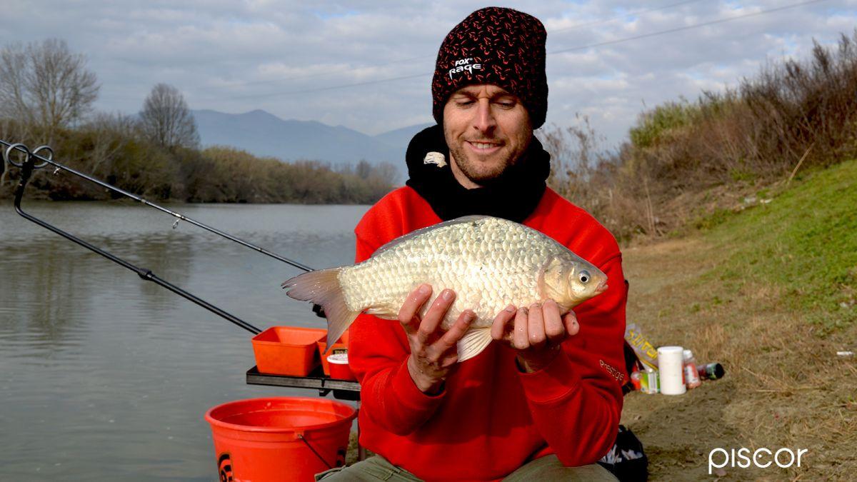 Pesca con Pasturatore 3