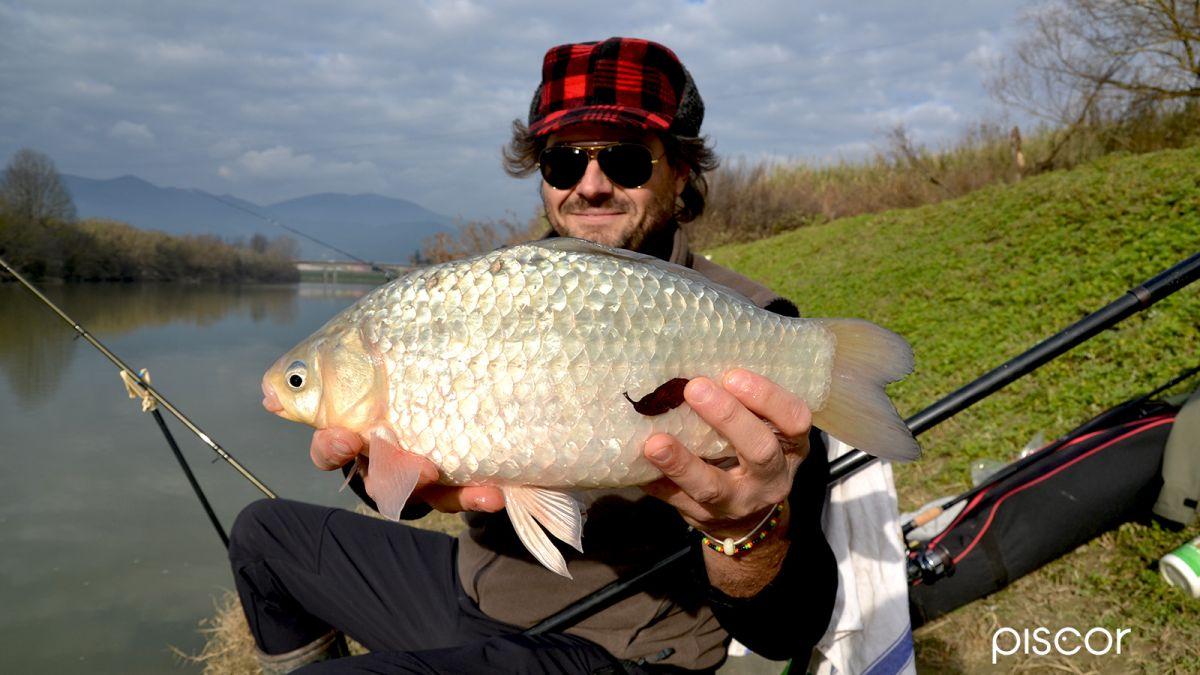 Pesca con Pasturatore 5