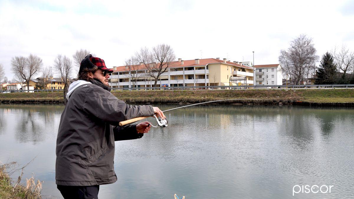 Pesca con Pasturatore 6