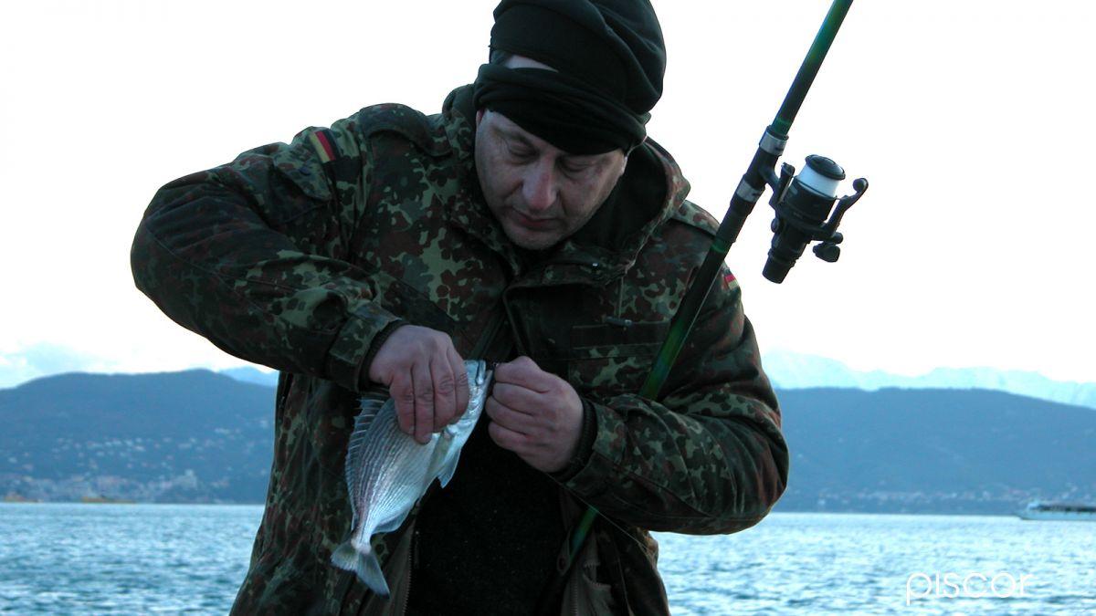 Pesca da Riva - Scogliera Artificiale 2
