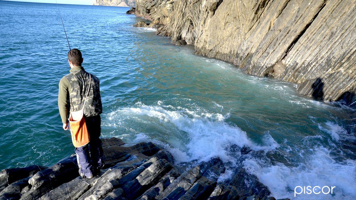 Pesca dalla Scogliera 5