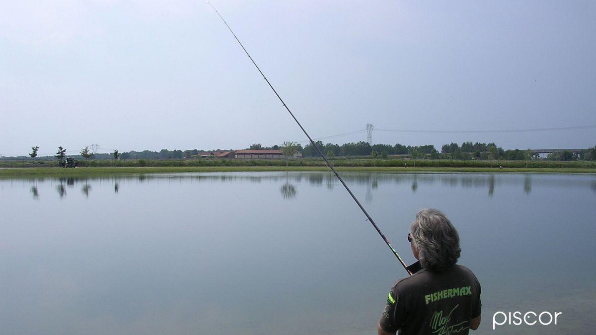 Pesca Estiva Trota Lago 1