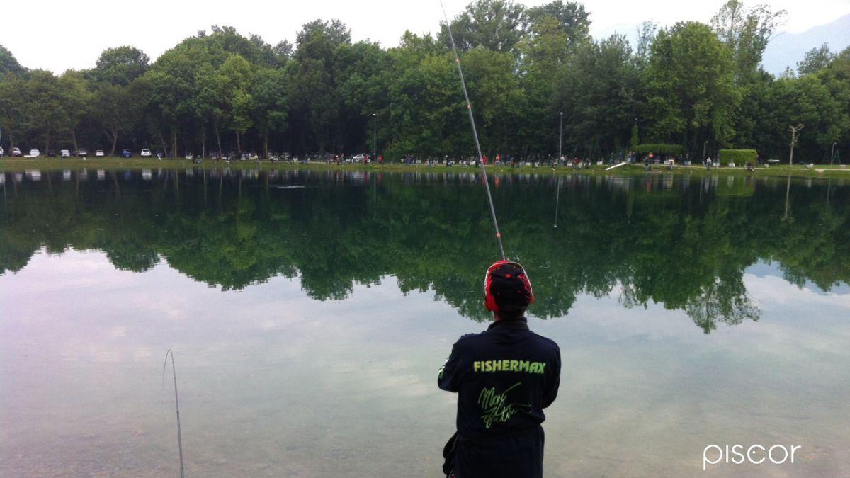 Pesca Estiva Trota Lago 3