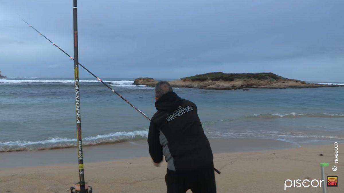 Saraghi e Occhiate a Surfcasting 2