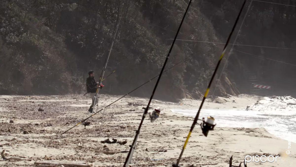 Surfcasting Saraghi e Orate 13
