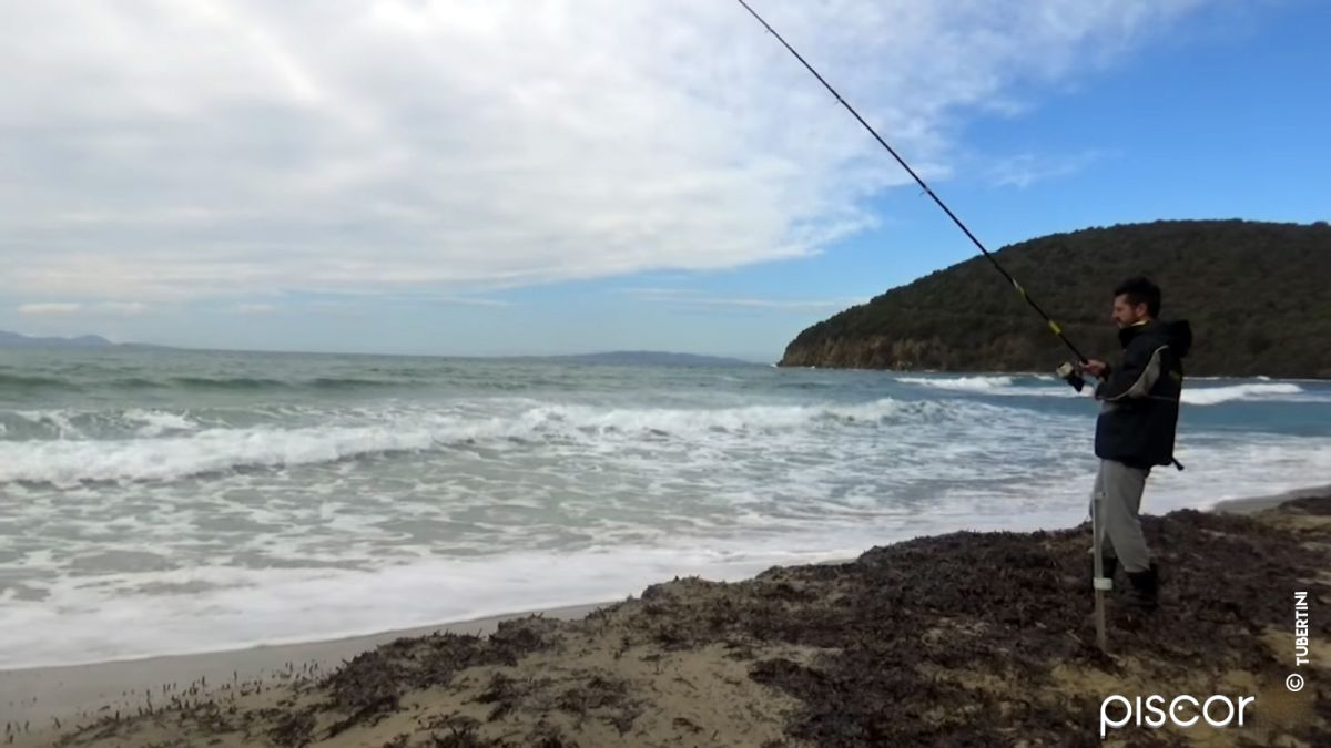 Surfcasting Saraghi e Orate 9