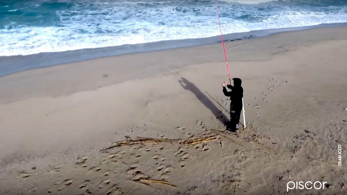 Surfcasting Spigola 2