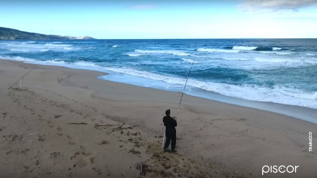 Surfcasting Spigola 4