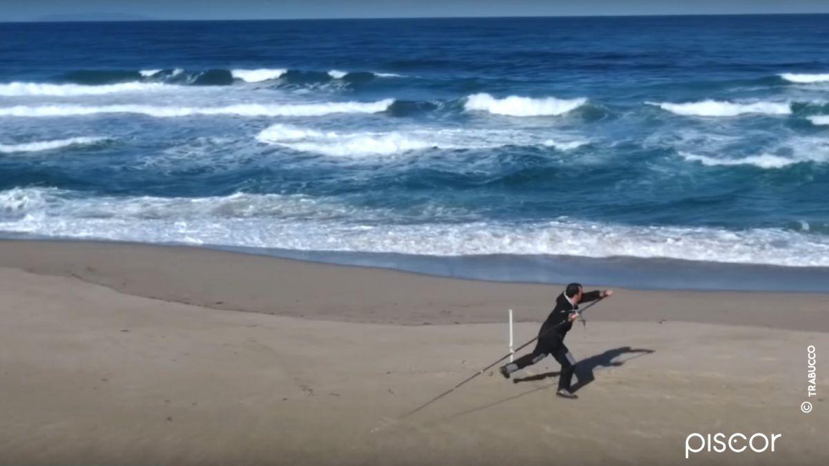 Surfcasting Spigola 6