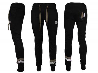 Hotspot Design Jogpant HS Brown Stripes