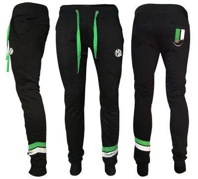 Hotspot Design Jogpant HS Green Stripes