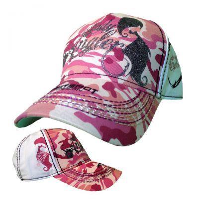 Hotspot Design Cap Lady Angler