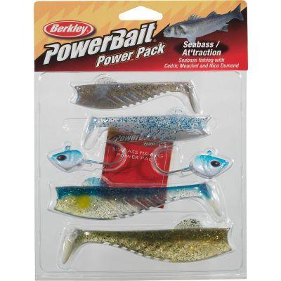 Berkley Powerbait Seabass Attraction Pro Pack