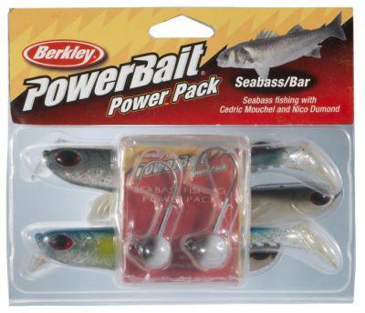 Berkley Powerbait Seabass Pro Pack