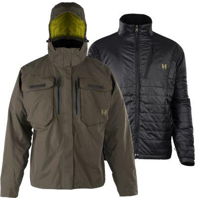 Hodgman Aesis 3 In 1 Jacket