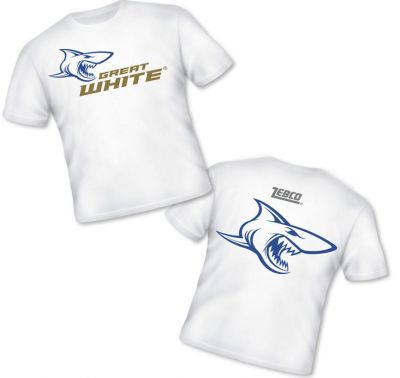 Zebco Great White T-Shirt