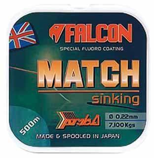Falcon Match Sinking